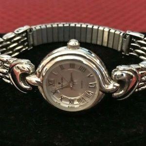 Pierre Cardin Ladies Silver Tone Watch 4313WS